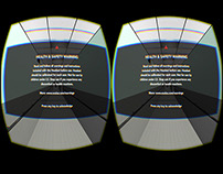 MRI Room - Oculus visualization