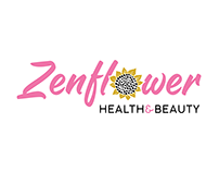 Zenflower Health & Beauty - Logo Design