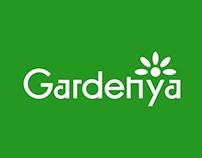 Gardenya Branding