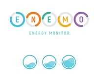 ENEMO Logo Design