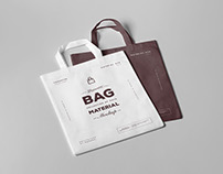 Material Bag Mock-up