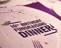 ProjectScotland Fundraising Dinner