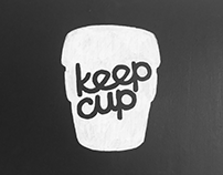 Keep Cup Chalkboard