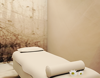 Spa and Massage Center Proposal,Lombardia Hotel , Milan