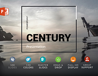 Century | Powerpoint Presentation Template