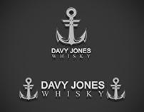 Davy Jones Whisky logo