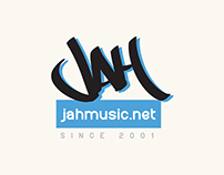 music webzine Jahmusic.net - UX/UI Re-design