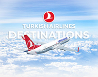 Turkish Airlines - Destinations