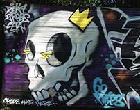 Graffiti session 3
