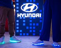 Car Display Design - Hyundai - Jazz Festival 2017