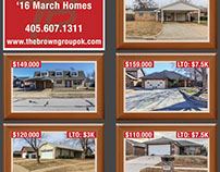 Homes & Apartments for lease or sale!