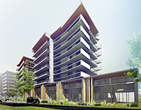 Competition - Multi Residential, Robina