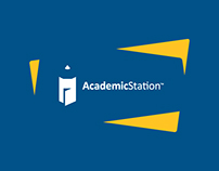 Academic Station Identity Design
