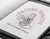 Second Digitus | Photo Studio Logo & Identity Design