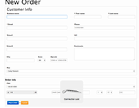 Stripe Sales Management & Payment Dashboard