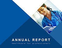 Profmed Annual report re-design