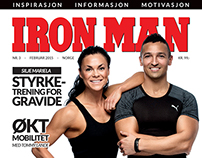 Iron Man Norway #3