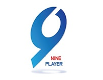 Nine Player Logo Idea