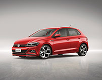 New Volkswagen Polo and Virtus Highline pack