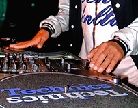 Retouching DJ Angel