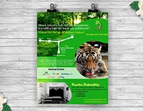 kanha kiskinda resort brochure