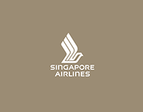 Singapore International Airlines Lounge