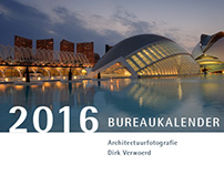 Bureaukalender 2016 ( Desk Calendar 2016 )