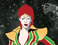 Ziggy Stardust Infographic, 2016