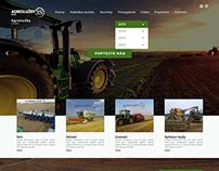 Agroslužby 3S concept