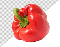 Free Pepper Transparent PNG Pack