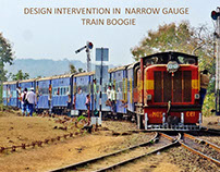 DESIGN INTERVENTION IN NARROW GAUGE TRAIN BOOGIE