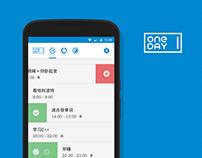 OneDay - App for habit management