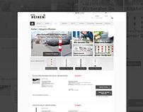 Perter Heinen GmbH E-Shop Update