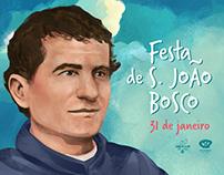 Festa de S. João Bosco 2019