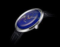 MYKU Automatic Series I Lapis Lazuli Limited Edition