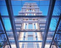 G+61 Residential Tower Concept, Dubai