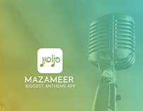 Mazameer : Biggest Anthems App