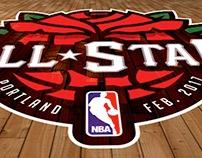NBA All-Star Concept