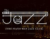 The Piano Man Jazz Club : Social Media