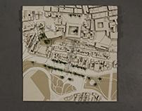 Passerelle urbaine à Perpignan, travail de groupe