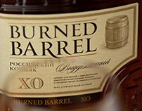 Burned Barrel
