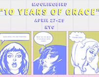 Mockingbird 10 Year Anniversary