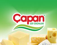 Çapan, Logo & Branding