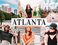 Free Atlanta Mobile & Desktop Lightroom Presets