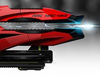 Arc MRC-MKIII Rail Gun