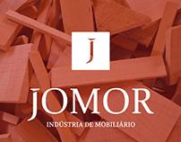 BRANDING FOR: JOMOR - INDÚSTRIA DE MOLILIÁRIO