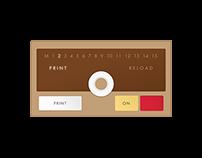 The Xerox 914 interface