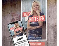 GRAFISK FORM/WEB FÖR LOUISE HOFFSTEN
