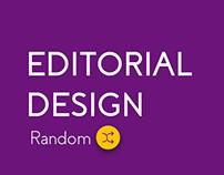 Editorial Design - Random 01