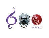 Logo design - 600th School Anniversary